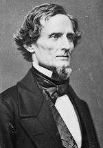 Jefferson Davis – unlikely champion for the Pacific Northwest