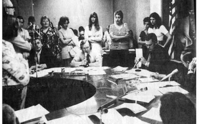 Federal Way teachers made history in 1974